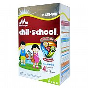 Chil-School Plat Vanila 800gr