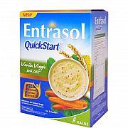 Entrasol QuickStart Vanila Veggie 5's